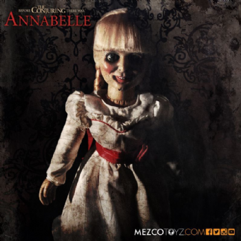 "The Conjuring Annabelle 18"" Prop Replica Doll - Star Images Exclusive By Mezco"